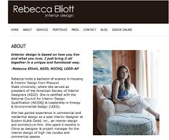 How To Create An Interior Design Portfolio Make Your Website Interior Design Yola