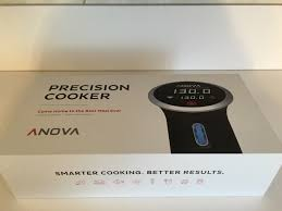 quick look anova culinary u0027s sous vide immersion circulator u2013 ari