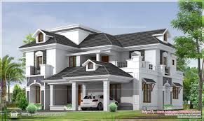 Rajasthani Home Design Plans by Luxurious Pillar Type Home Design Kerala Home Design Floor Plans