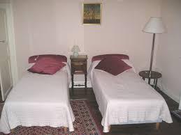 chambre 2 lits les chambres