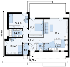 awesome idea 5 modern single family house plans for young families