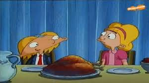 a hey arnold thanksgiving
