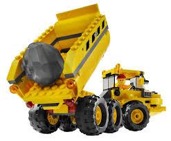 subaru lego amazon com lego city dump truck toys u0026 games