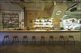vintage industrial restaurant design inspiration wringer