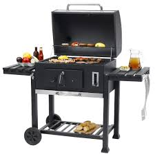 trolley bbq barbecue charcoal grills for backyard patio cooking