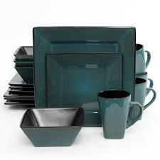 search results for u0027caribbean color 16 piece dinnerware set
