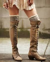 shoes beige shoes lace up boots tall boots boots with laces