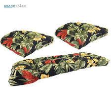 Patio Pads Floral Patio Chair Cushions U0026 Pads Ebay