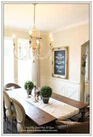 french inspired dining table french country dining room makeover