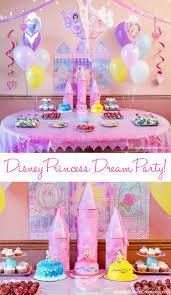 princess birthday party disney princess party celebration sprinkle some