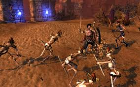 dungeon siege i dungeon siege 3 screenshots and file