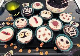 crystal sparkly dreams halloween creepy cupcakes