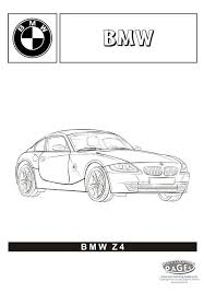 bmw z4 cars coloring pages cars coloring pages