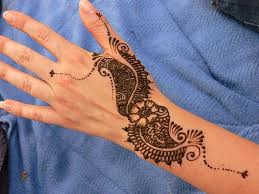 black henna tattoo design hand women henna tattoo gallery