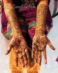 indian wedding henna designs caroline