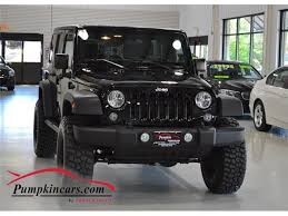 used lifted jeep wrangler unlimited for sale jeep wrangler unlimited sport lifted in jersey for sale