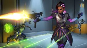 halloween overwatch background sombra officially revealed and detailed for overwatch u2013 capsule