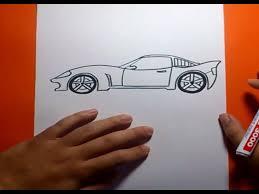 imagenes de ferraris para dibujar faciles 10 dibujos a lápiz paso a paso perro gato buho rosa coche y más
