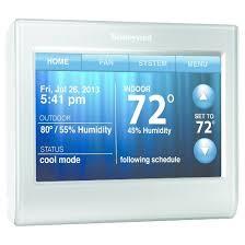 black friday wifi thermostat honeywell wi fi smart thermostat target