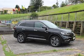 renault koleos 2016 kudos for the renault koleos road tests driven