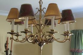 Dining Room Chandeliers Transitional Chandelier With Shades Chandelier With Shades Gilded Cage 9