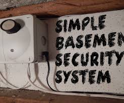 simple basement security system 5 steps with pictures