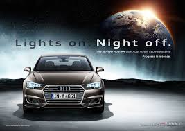 audi matrix headlights garrigosa studio