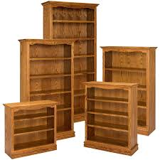 fresh solid wood bookcase with glass doors 13938