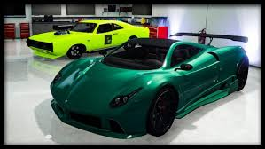gta 5 online u2013 best paint jobs of the week luxury emerald dark