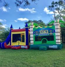 water slide rentals treasure coast bounce house u0026 party rentals