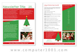 doc 770477 free newsletter templates for word u2013 free sample