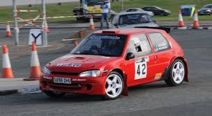 persho cars peugeot 106 gti rally car classic cars pinterest peugeot