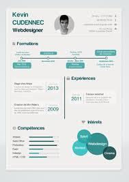 infographic resume template jospar