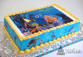 fish birthday cakes jerry s cakelab fish and coral second birthday cake vanilla