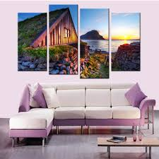 Nordic Decoration Online Get Cheap Simple Art Paintings Aliexpress Com Alibaba Group