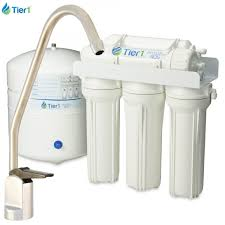 Faucet For Reverse Osmosis System Tier1 Ro5 5 Stage Reverse Osmosis System