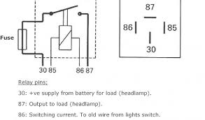 relay wiring diagram 4 pole wiring wiring diagram instructions