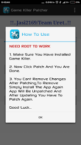gamekiller 2 6 apk gamekiller patcher v1 0 apk universal patch all v3 x and v4 x