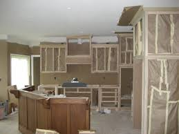 kitchen cabinet design custom built cabinets around fireplace