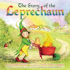 the story of the easter bunny the story of the leprechaun by katherine tegen on ibooks