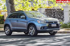 mitsubishi asx 2017 interior 2017 mitsubishi asx review video wheels