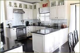 Backsplash For Black And White Kitchen Kitchens Kitchen Modern White Design Trends With Ideas Cabinets