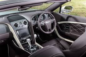 car picker bentley new continental gt speed interior images