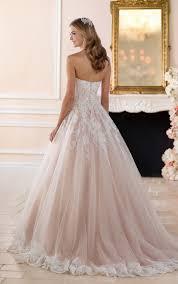 Gorgeous Wedding Gowns Martha Stewart by Gorgeous Lace Wedding Dresses By Designer Stella York Are