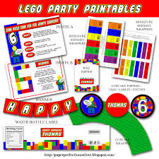 lego birthday party invitations template best template collection