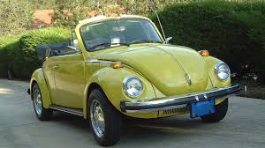 volkswagen beetle convertible 1975 volkswagen beetle convertible for sale near poway california