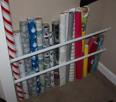 how to store wrapping paper and gift bags gift wrap organization storage the lovebugs
