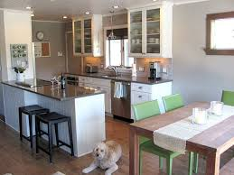 small open kitchen design small open kitchen houzz concept home