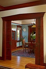 a well tended bungalow bungalow pocket doors and craftsman