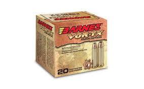 Barnes Vor Tx Barnes Chucks Guns